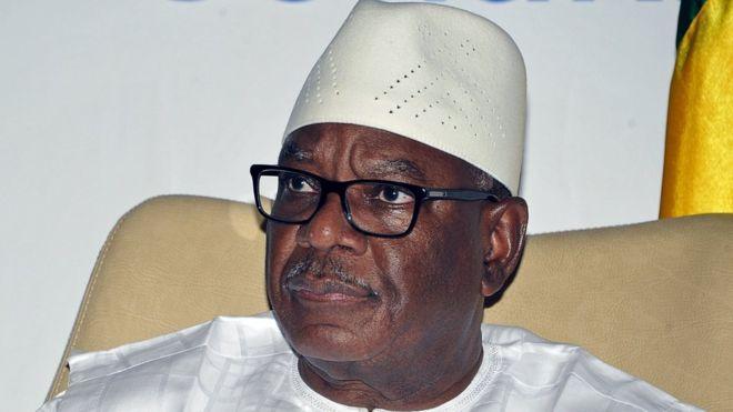 IBK annonce l'ouverture de concertations nationales au Mali