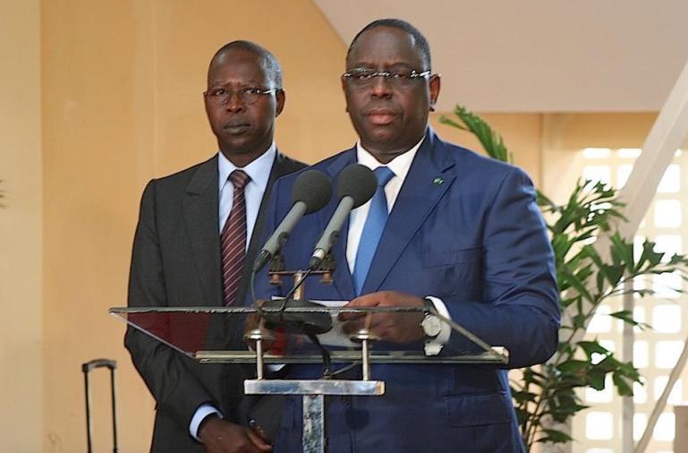 """Ce que Macky Sall reproche réellement à Boune Dionne : """"Le PM me disait souvent que le dossier est avec tel ministre…"""""""