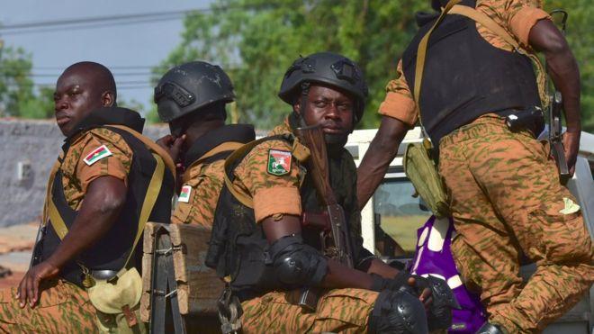 Révélations sur l'installation de cellules terroristes au Togo et au Benin