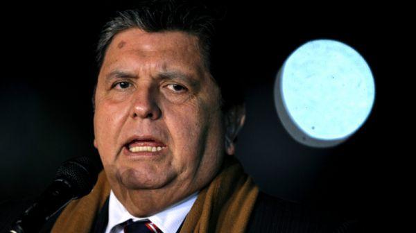 L'ex-président du Pérou décède après une tentative de suicide en prison