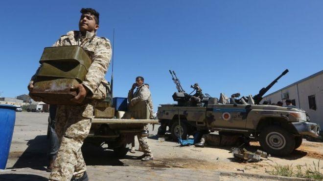 La Tunisie en alerte face à la crise en Lybie
