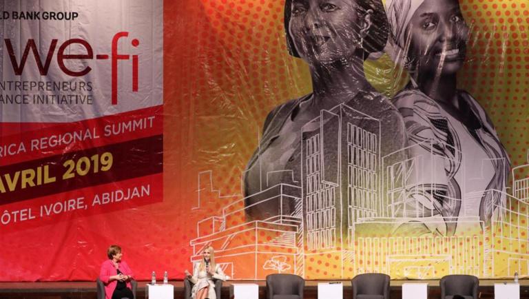 Ivanka Trump à Abidjan pour le premier sommet régional du WeFi