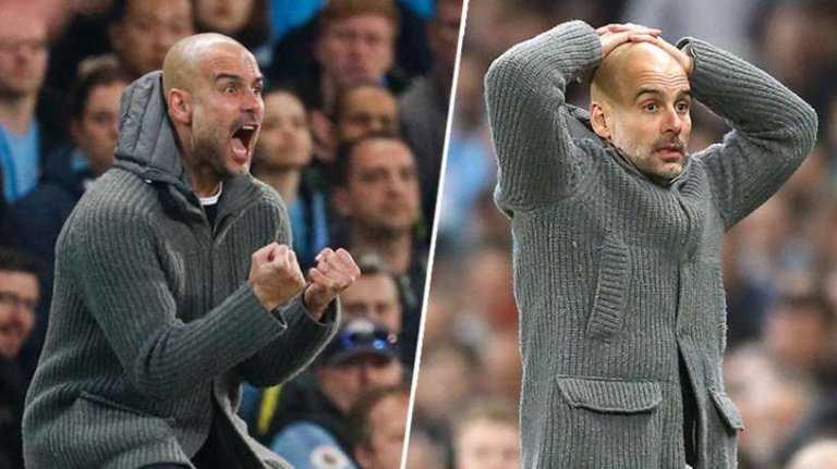 Manchester City : Pep Guardiola raconte le terrible ascenseur émotionnel vécu en Ligue des Champions