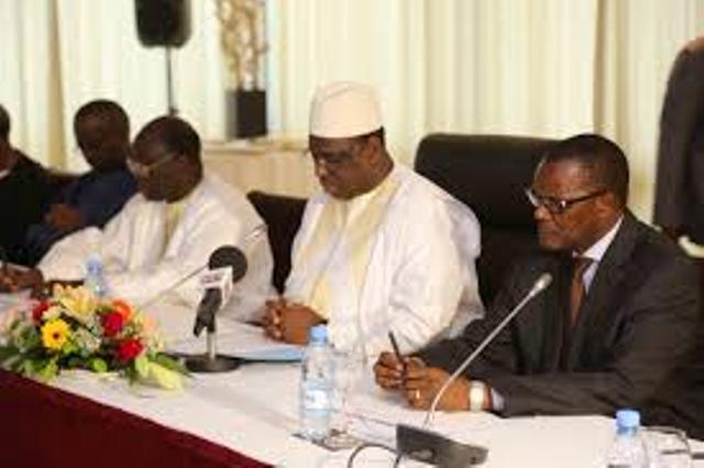 Suppression du poste de PM: La Conférence des leaders de BBY exprime son adhésion