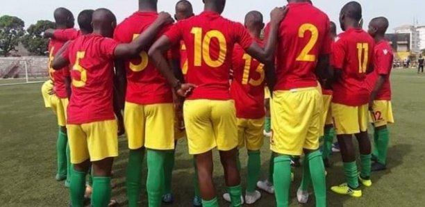 Can U17 : Le Sénégal épingle deux joueurs guinéens pour fraude sur l'âge