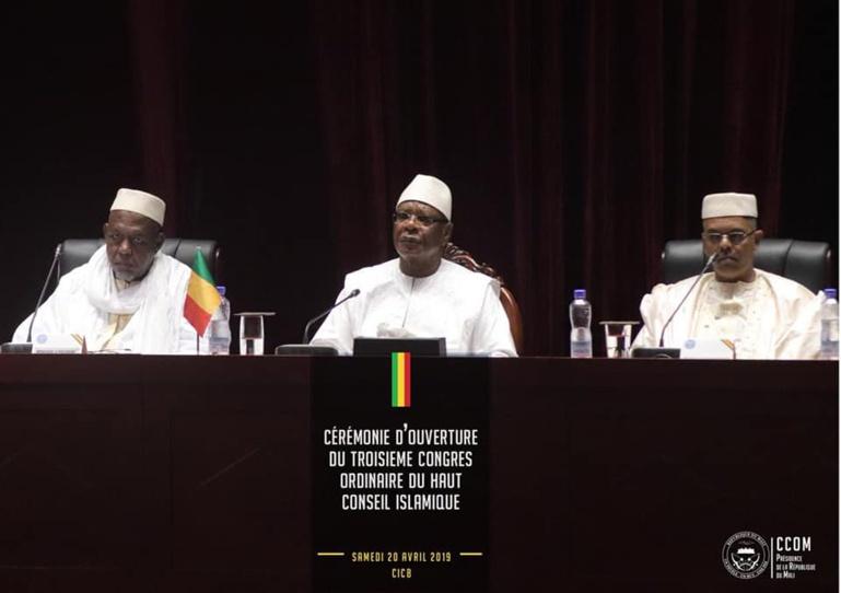 IBK plaide pour un Mali de complémentarité et d'unité dans la diversité