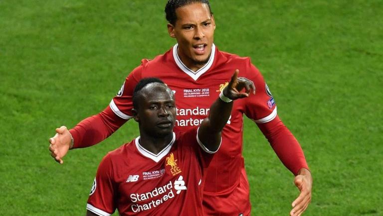 Foot/Angleterre: Mané seul Africain nommé pour le titre de joueur de l'année