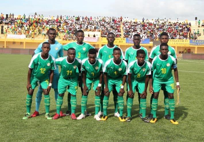 CAN U17: le Sénégal concède le nul face au Cameroun