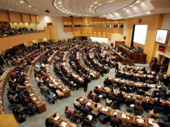 L'Union africaine reconnaît officiellement le CNT libyen