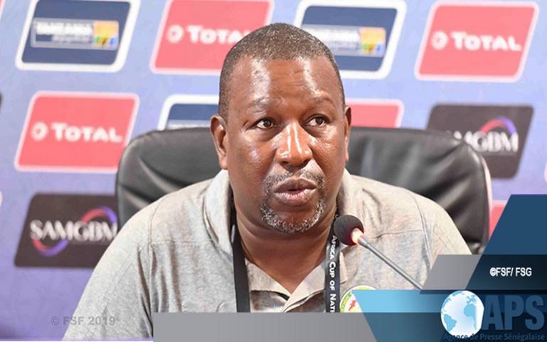 CAN U17: le sélectionneur du Sénégal compte sur la réserve contre la Guinée pour se qualifier