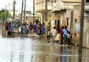 Thiès-Inondation: Après avoir bénéficié de l'aide de la mairie, les sinistrés rentrent au bercail