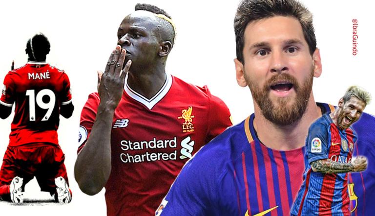 Le Barça n'a jamais éliminé le Liverpool de Mané sur une double confrontation
