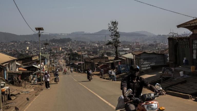 """Ebola en RDC: une journée """"ville morte"""" à Butembo"""