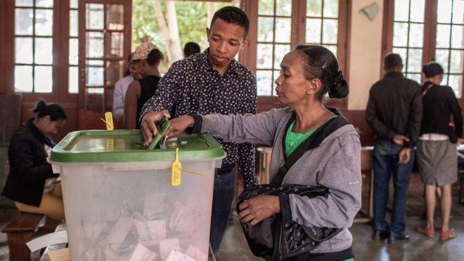 Le calendrier électoral modifié à Madagascar