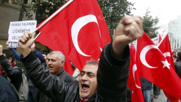 Turquie: l'impossible reconnaissance du génocide arménien