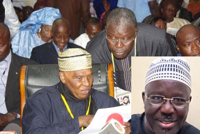 LIMOGEAGE AU PDS - Wade retire la parole à Babacar Gaye