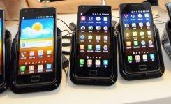 Samsung a vendu 10 millions de son smartphone Galaxy S II