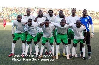 Foot-Finale Coupe du Sénégal: Casa  Sport retrouve Dame coupe 32 ans après
