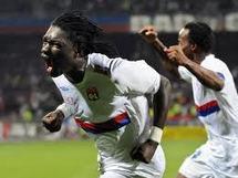 """Ligue 1-Gomis meilleur buteur : """"Si Blanc ne m'appelle pas jeudi, je continuerai à travailler"""""""
