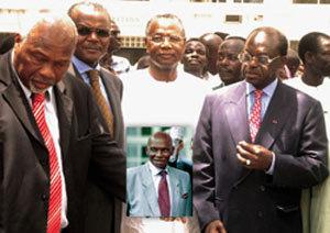 Des Leaders de Benno Sigil Senegaal