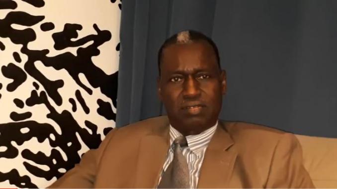 Mauritanie: Kane Hamidou Baba en lice pour la présidentielle de juin