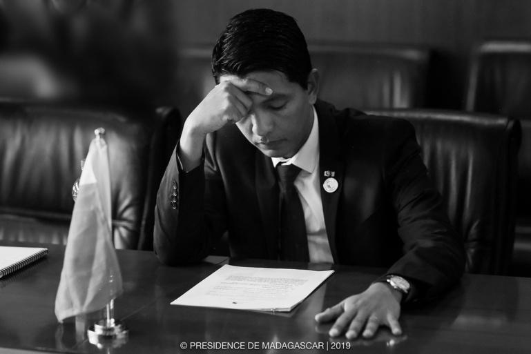 Organisation référendum au Madagascar: la Haute Cour Constitutionnelle dit non au Président Rajoelina