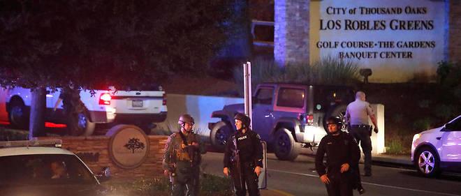 Au moins un mort et trois blessés dans une fusillade en Californie