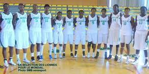 Après avoir dominé la poule B, les Lionnes héritent des Léopards en quart de finale