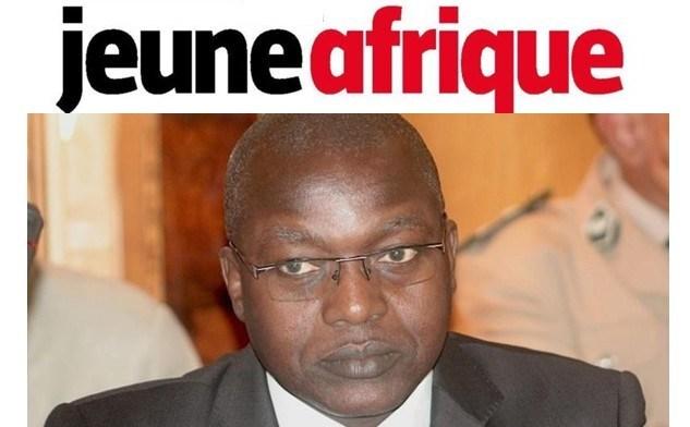Plainte pour diffamation: le ministre Oumar Gueye réclame 500 millions à « Jeune Afrique »