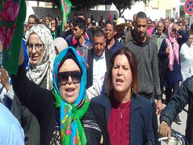 Décès de 12 ouvrières dans un accident en Tunisie