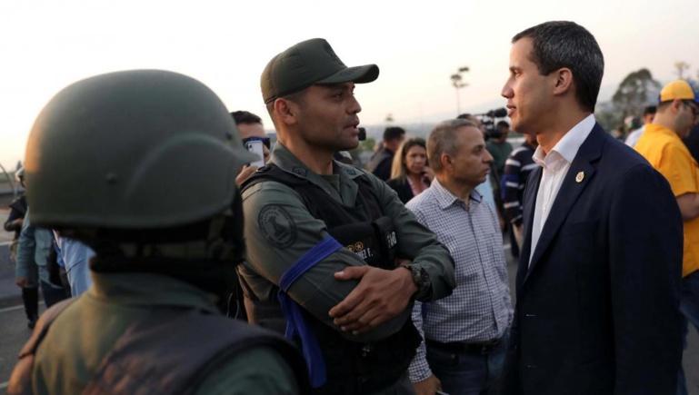 Venezuela: le gouvernement dénonce une tentative de coup d'Etat