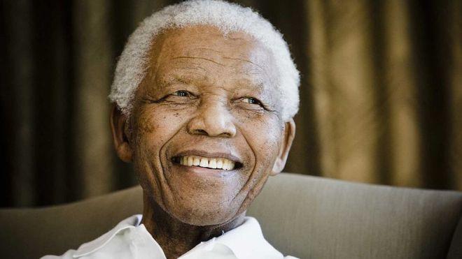 Une oeuvre d'art de Nelson Mandela en vente