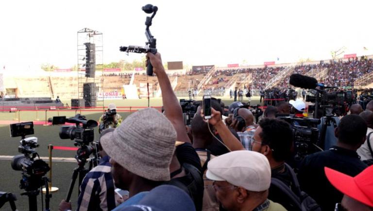 RSF s'inquiète pour la liberté de la presse en Afrique