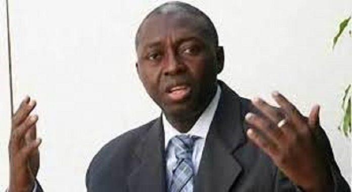 Assemblée nationale: Mamadou Lamine Diallo veut que le débat soit ajourné
