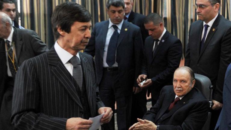 Algérie: le frère de l'ex-président et deux ex-patrons du renseignement arrêtés