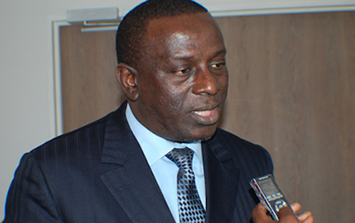 Cheikh Tidiane Gadio déplore la façon dont les députés parlent à l'Assemblée nationale