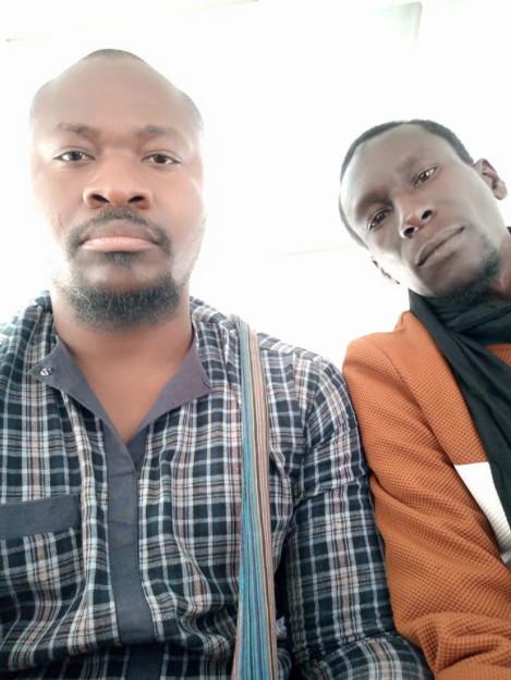 Guy Marius Sagna, Babacar Diop et Abdourahmane Sow en route vers la cave font un coucou sur Facebook