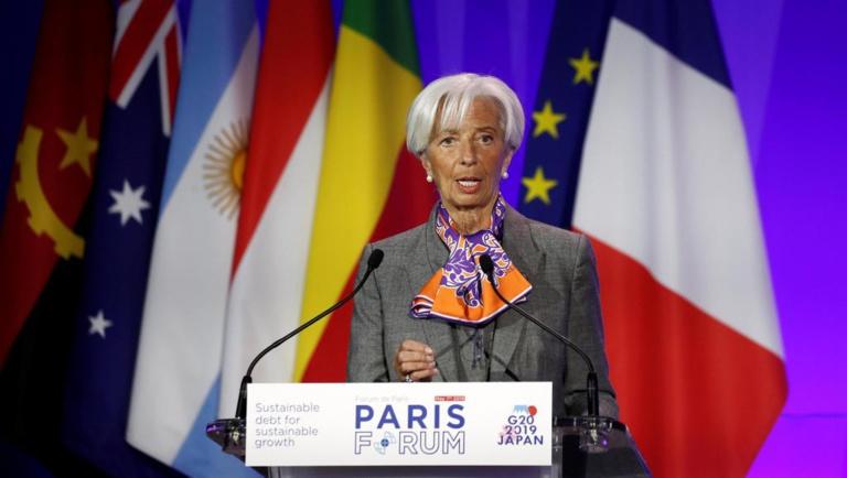 Commerce: la directrice du FMI met en garde la Chine et les Etats-Unis