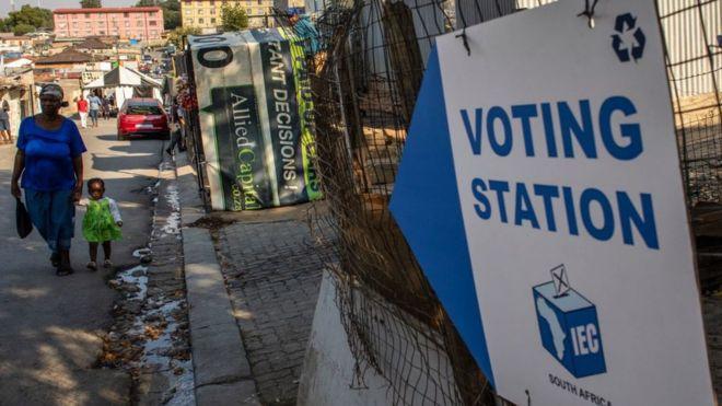 Élections test pour l'ANC en Afrique du Sud