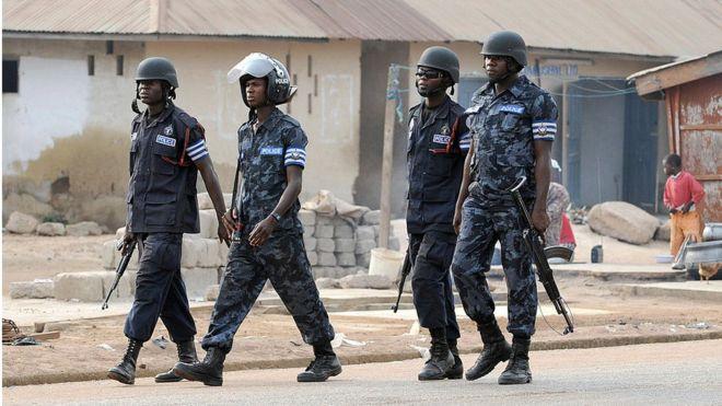 Des séparatistes arrêtés au Ghana