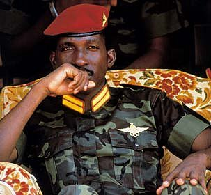 Il y a 24 ans était assassiné Thomas SANKARA !