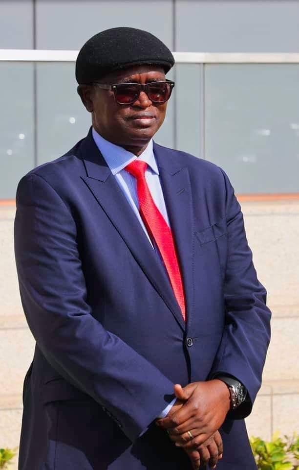 Sokone : Abdou Latif Coulibaly candidat à la mairie