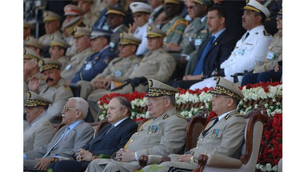 Un général algérien sous mandat de dépôt