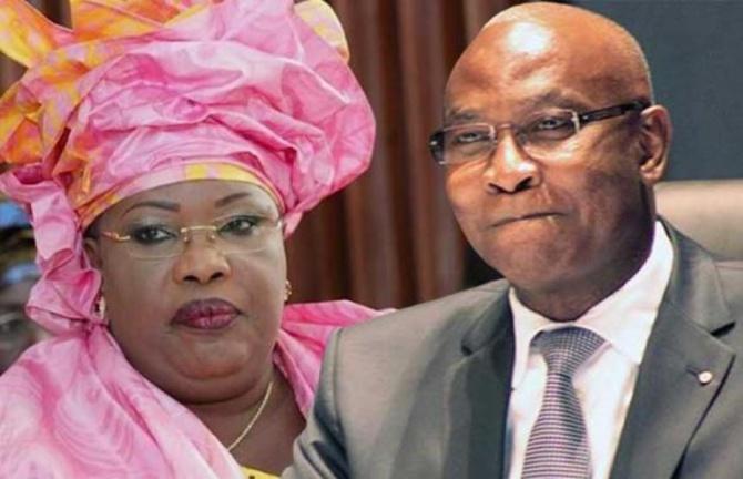 Parti socialiste: Serigne Mbaye Thiam et Aminata Mbengue Ndiaye taxés de comploteurs