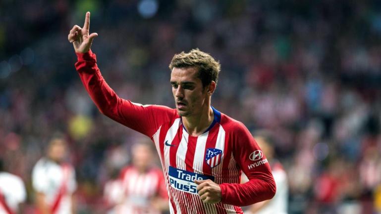 Antoine Griezmann annonce son départ de l'Atletico Madrid