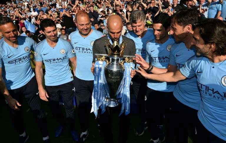 Manchester City a répondu à la menace d'exclusion de Ligue des champions