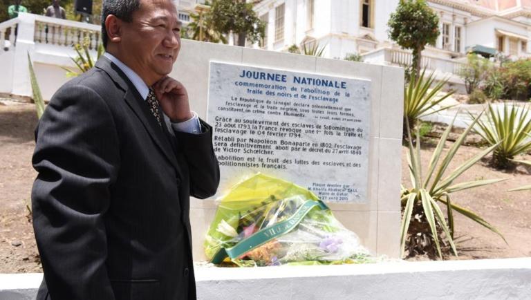 Huang Xia, nouvel envoyé spécial de l'ONU: «Tshisekedi symbolise le changement»