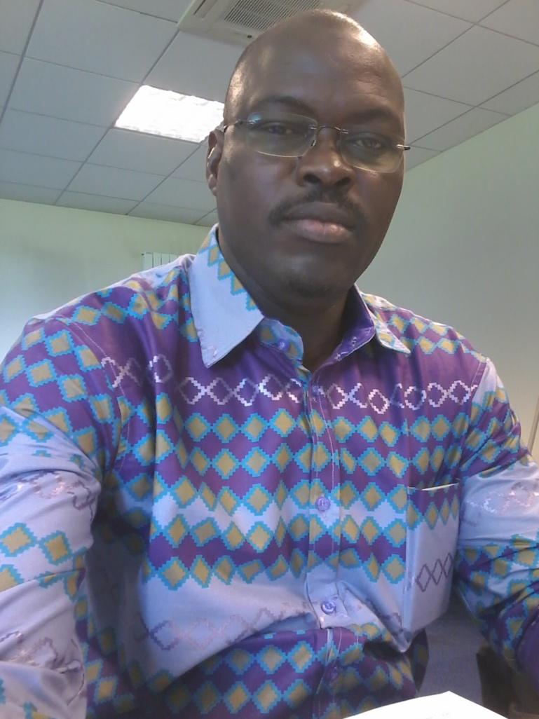 """Dr Thierno NDOUR Coordonnateur Mouvement """"Taxawou Diamniadio"""""""