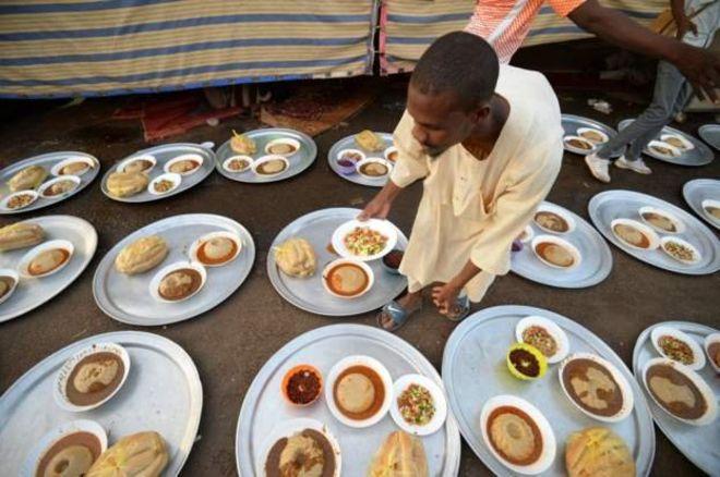 """Des Nigérians arrêtés pour avoir """"mangé pendant le jeûne du Ramadan"""""""