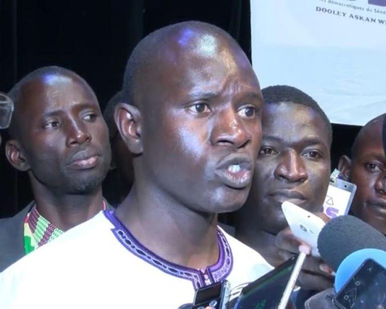 Dialogue politique: Babacar Diop du FDS fustige l'inconséquence de l'opposition